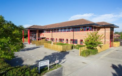 Offices to homes conversion on industrial estate a big success