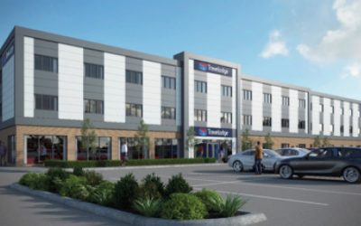 £7.5m Travelodge project starts at Monks Cross