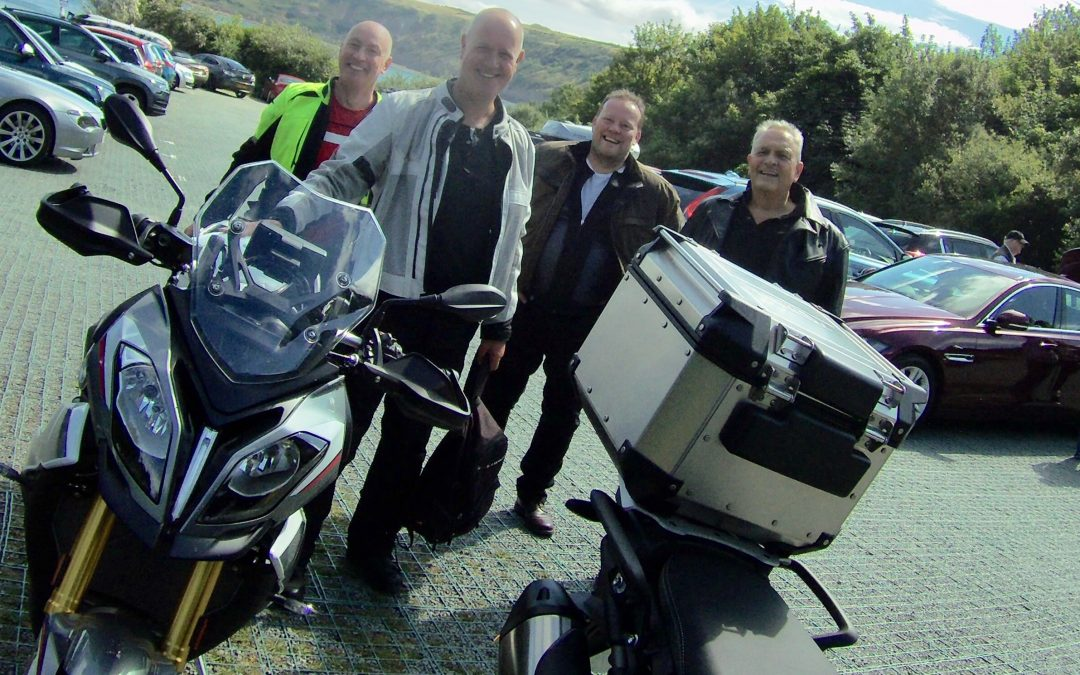 Inaugural Helmsley bikers' day out takes place on Yorkshire Moors
