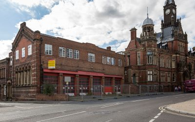 Call for time capsule ideas for The Old Fire Station