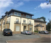 HELMSLEY BUYS 'GOLDEN TRIANGLE' HARROGATE APARTMENTS