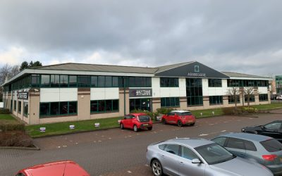 Nearly 20,000 sq ft of office space now available at Monks Cross
