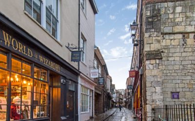 Helmsley Group acquire magical new property on the Shambles, York, one of its most famous streets