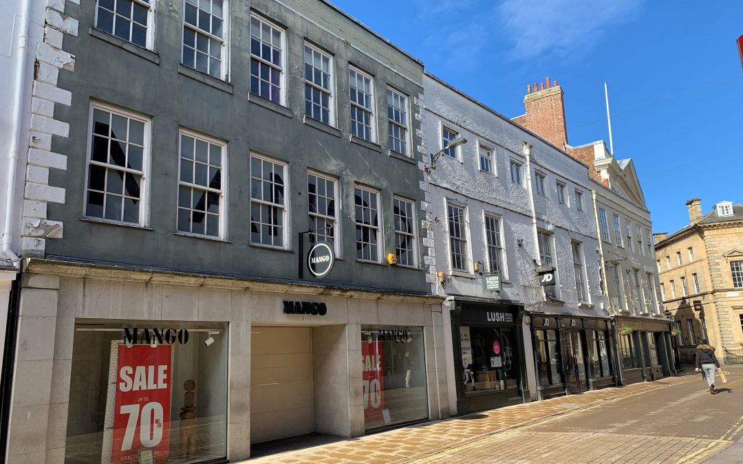 Helmsley Group demonstrates commitment to 'building back better' with high street investment