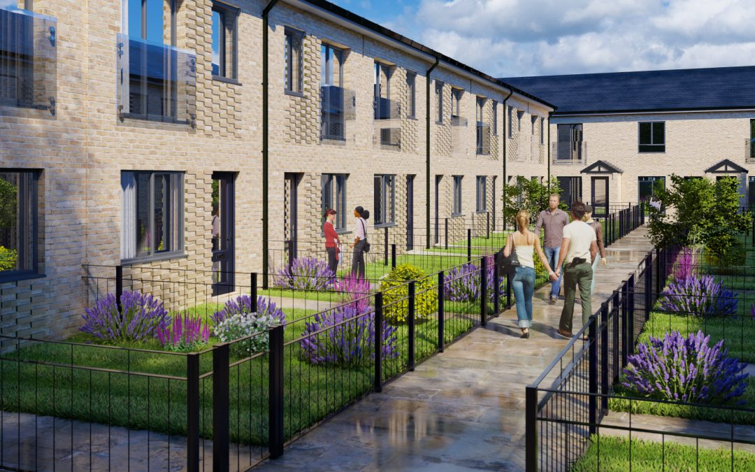 Helmsley Group reveals plans for new affordable housing development