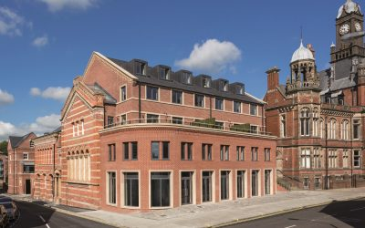 Old Fire Station offices sold by Helmsley Group